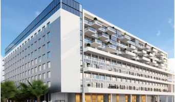 Nice programme immobilier neuve « Residhome*** Nice Aéroport »