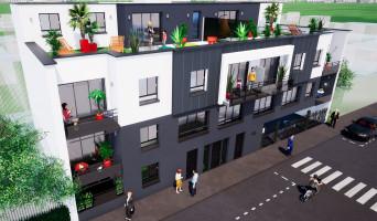 Le Petit-Quevilly programme immobilier rénové « Le Manhattan » en loi pinel