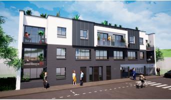 Le Petit-Quevilly programme immobilier neuve « Le Manhattan » en Loi Pinel  (2)