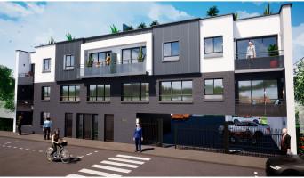 Le Petit-Quevilly programme immobilier neuve « Le Manhattan » en Loi Pinel  (3)