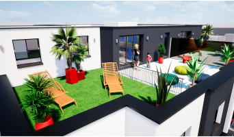 Le Petit-Quevilly programme immobilier neuve « Le Manhattan » en Loi Pinel  (4)