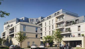 Limoges programme immobilier neuve « Fleur d'Orme »