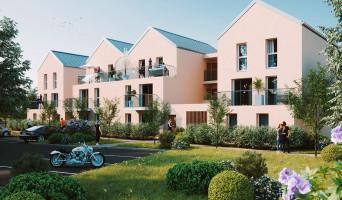 Le Havre programme immobilier rénové « Le Triangle des Lumières » en loi pinel