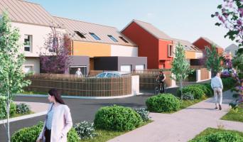 Le Havre programme immobilier neuve « Le Triangle des Lumières » en Loi Pinel  (2)