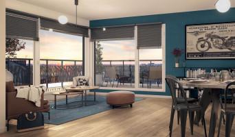 Champigny-sur-Marne programme immobilier neuve « Programme immobilier n°218282 » en Loi Pinel  (3)