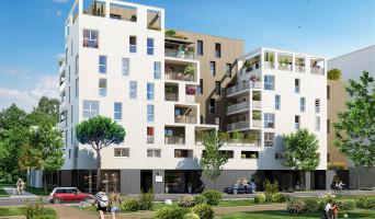 Lingolsheim programme immobilier rénové « Signature » en loi pinel