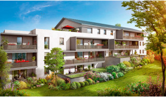 Toulouse programme immobilier neuve « Panorama »