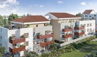 Collonges programme immobilier neuve « Le Joris »