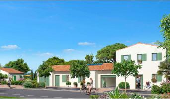 Saint-Georges-d'Oléron programme immobilier neuve « Côté Mer »