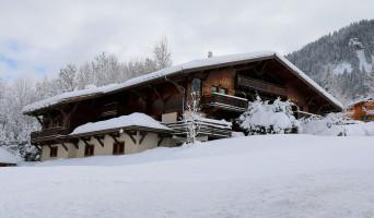 Megève programme immobilier rénové « Résidence de l'Ours »
