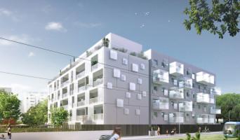 Bordeaux programme immobilier rénové « Parallèle 33 » en loi pinel