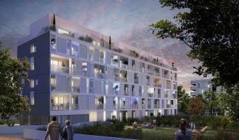 Bordeaux programme immobilier neuve « Parallèle 33 » en Loi Pinel  (2)