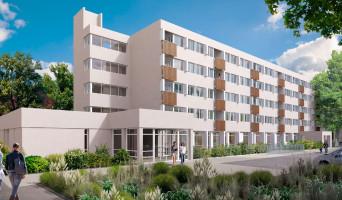 Saint-Étienne programme immobilier neuve « Les Hortensias »