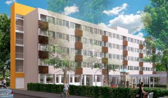 Saint-Étienne programme immobilier neuve « Les Hortensias »  (2)