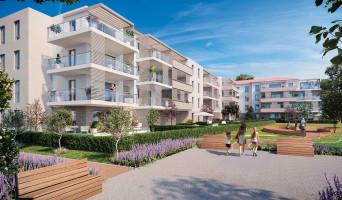 Saint-Raphaël programme immobilier rénové « Fleur d'Esterel Tr. 2 » en loi pinel