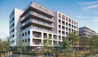 Bischheim programme immobilier neuve « Rives du Parc »