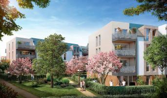 Melun programme immobilier rénové « Les Magnolias » en loi pinel