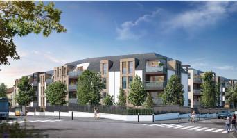 Melun programme immobilier neuve « Les Magnolias » en Loi Pinel  (2)