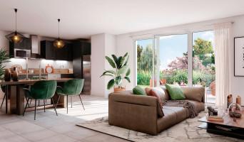 Melun programme immobilier neuve « Les Magnolias » en Loi Pinel  (3)