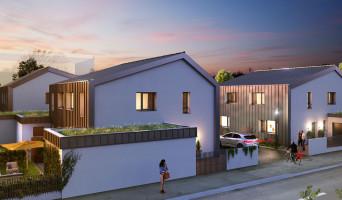 Schiltigheim programme immobilier neuf « Follement Schilick Bât. H » en Loi Pinel