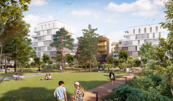 Schiltigheim programme immobilier neuve « Follement Schilick Bât. H » en Loi Pinel  (2)