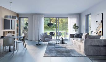 Saint-Raphaël programme immobilier rénové « Fleur d'Estérel - Bât. A » en loi pinel