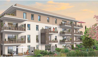 Fréjus programme immobilier neuve « Primavera »