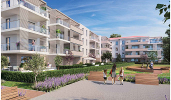 Fréjus programme immobilier neuve « Primavera »  (2)