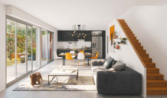 Beauzelle programme immobilier neuve « Poppy »  (4)