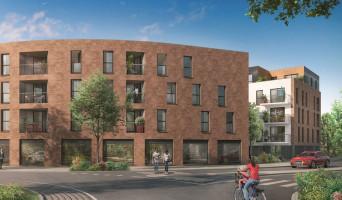 Hallennes-lez-Haubourdin programme immobilier neuve « Le Capitole » en Loi Pinel  (2)