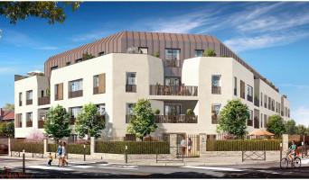 Les Mureaux programme immobilier neuve « Cyméa »