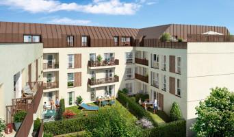 Les Mureaux programme immobilier neuve « Cyméa »  (2)
