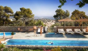 Vallauris programme immobilier neuve « Domaine Heliopolis » en Loi Pinel  (2)