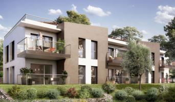 Vallauris programme immobilier neuve « Domaine Heliopolis » en Loi Pinel  (3)