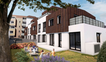 Angers programme immobilier neuf « Carré Verde