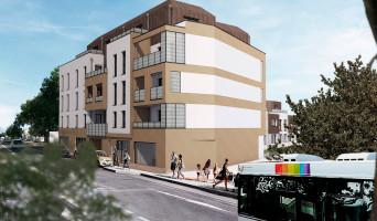 Angers programme immobilier neuve « Carré Verde » en Loi Pinel  (2)