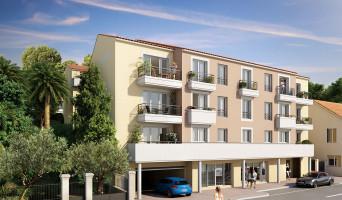 Châteauneuf-Grasse programme immobilier neuve « Le Clos d'Elie »