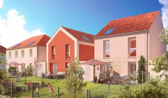 Bourg-en-Bresse programme immobilier neuve « Les Jardins Bellis »