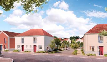 Bourg-en-Bresse programme immobilier neuve « Les Jardins Bellis »  (2)