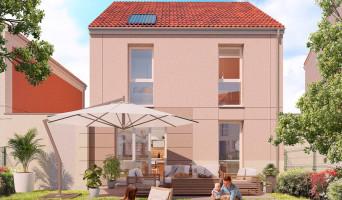 Bourg-en-Bresse programme immobilier neuve « Les Jardins Bellis »  (3)