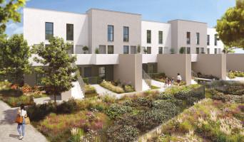 Montpellier programme immobilier neuf « Absolü » en Loi Pinel