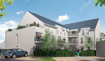 Larçay programme immobilier rénové « Les Caudalies » en loi pinel