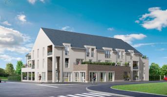 Larçay programme immobilier neuve « Les Caudalies » en Loi Pinel  (2)