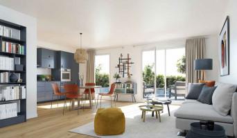 Larçay programme immobilier neuve « Les Caudalies » en Loi Pinel  (3)