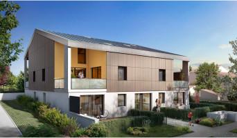 Blagnac programme immobilier rénové « Villa Palacio » en loi pinel