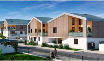 Blagnac programme immobilier neuve « Villa Palacio » en Loi Pinel  (2)