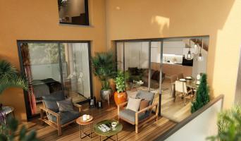 Blagnac programme immobilier neuve « Villa Palacio » en Loi Pinel  (3)