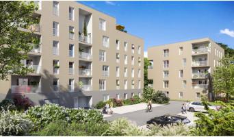 Gleizé programme immobilier neuve « Terre de Cèdre » en Loi Pinel