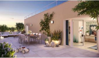 Gleizé programme immobilier neuve « Terre de Cèdre » en Loi Pinel  (2)