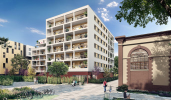 Schiltigheim programme immobilier neuve « Eloquence & Prestance » en Loi Pinel  (2)